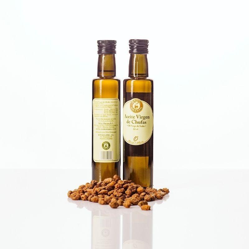 Aceite Virgen de Chufa - ingredientes