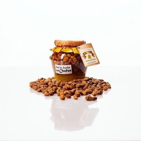 Miel de Azahar con Chufas - envase