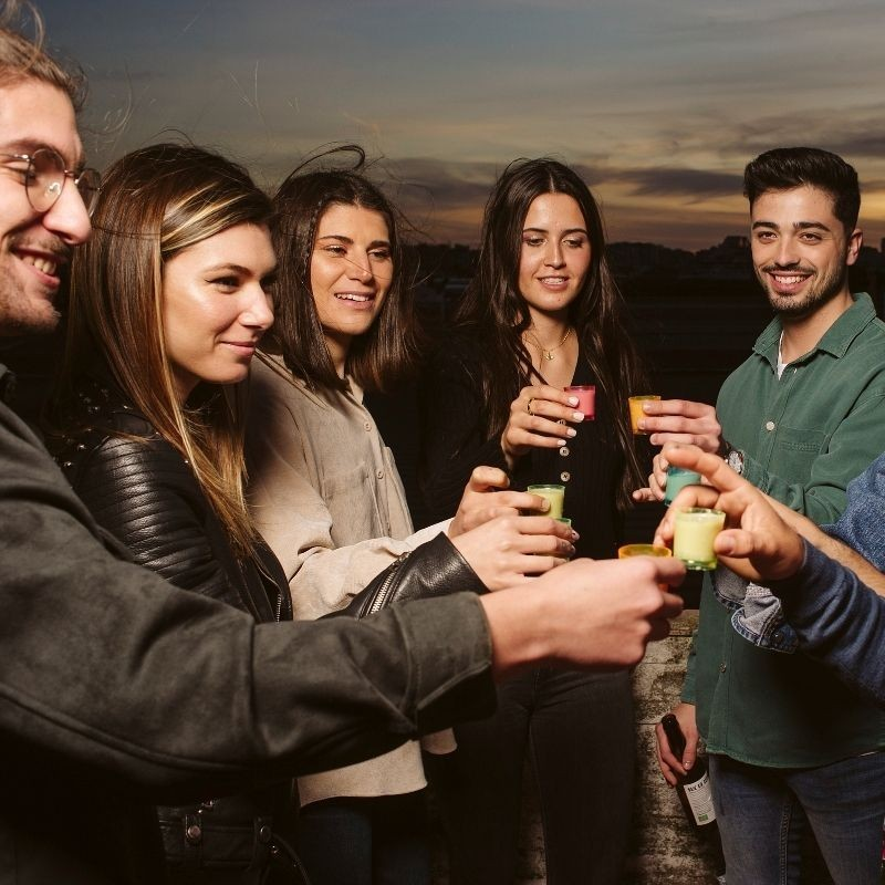 Licor Valenciano de Horchata - brindis