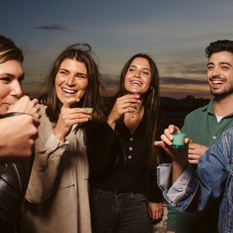 Licor Valenciano de Horchata 10 cl - risas
