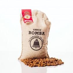 Arroz Bomba La Campana de Oro D.O. 1Kg - envase