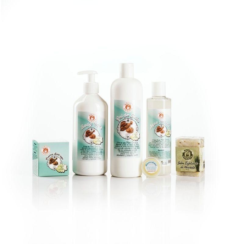 Pack Premium Cosmética de Aceite de Chufa Ecológica